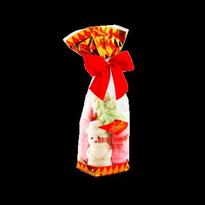 Weihnachtsmix-Beutel mit Schleife, 85g